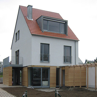 Haus S in Traisa